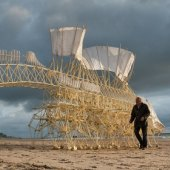 Things to do with kids: Weekday Picks for Boston Kids: Strandbeests & Summer Eats, August 24-28