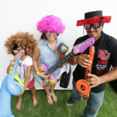 Things to do with kids: Weekend Fun with LA Kids: Wee Rock, Dragonboats, and Soda Tasting, July 18 - 19