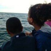 Things to do with kids: Taking a Whale Watch Cruise from Boston with Kids