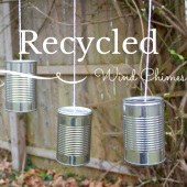 Things to do with kids: Recycled Kids' Craft: Make Wind Chimes
