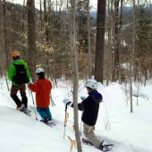 Things to do with kids: New Hampshire White Mountains Family Winter Getaway: Where to Eat, Stay and Play at Loon Mountain