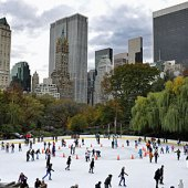 Things to do with kids: 9 Outdoor Ice Skating Rinks to Visit with Kids in New York City