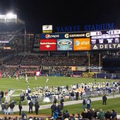 Things to do with kids: Catching the Pinstripe Bowl & Other College Football Fun for NYC Kids Over the Holidays