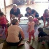 Things to do with kids: Yoga for NYC Kids: 9 Yoga Studios with Mommy & Me Classes