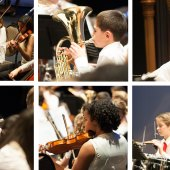 Youth Orchestras of Essex County Spring Concert