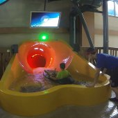 Things to do with kids: Great Wolf Lodge Poconos' New Interactive Video Game Style Waterslide