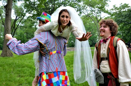 Taming of the Shrew New York Classical Theatre