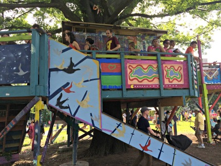 TreeHouse on Governors Island